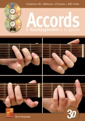 Accords & accompagnement à la guitare en 3D