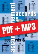 Accords & accompagnement (pdf + mp3)