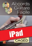 Les accords à la guitare c'est facile (iPad)
