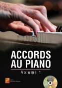 Accords au piano - Volume 1