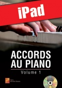 Accords au piano - Volume 1 (iPad)