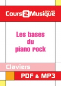 Les bases du piano rock