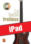 La basse fretless (iPad)