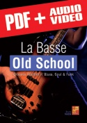 La basse old school (pdf + mp3 + vidéos)