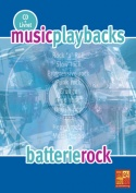 Music Playbacks - Batterie rock