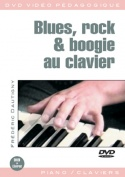 Blues, rock & boogie au clavier