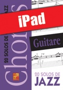 Chorus Guitare - 20 solos de jazz (iPad)