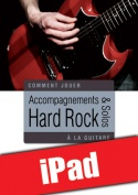 Accompagnements & solos hard rock à la guitare (iPad)