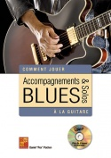 Accompagnements & solos blues à la guitare