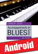 Accompagnements & solos blues au piano (Android)
