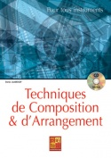 Techniques de composition & d'arrangement - Guitare