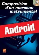 Composition d'un morceau instrumental (Android)
