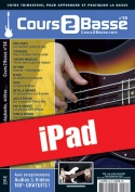 Cours 2 Basse n°58 (iPad)