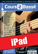 Cours 2 Basse n°60 (iPad)