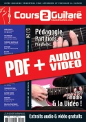 Cours 2 Guitare n°11