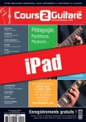 Cours 2 Guitare n°29 (iPad)
