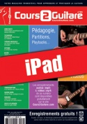 Cours 2 Guitare n°30 (iPad)