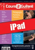 Cours 2 Guitare n°31 (iPad)