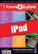 Cours 2 Guitare n°37 (iPad)