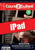 Cours 2 Guitare n°38 (iPad)