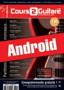 Cours 2 Guitare n°39 (Android)