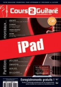 Cours 2 Guitare n°39 (iPad)