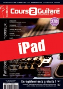Cours 2 Guitare n°41 (iPad)