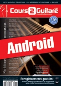 Cours 2 Guitare n°43 (Android)