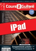Cours 2 Guitare n°43 (iPad)