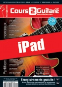 Cours 2 Guitare n°44 (iPad)