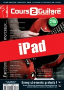 Cours 2 Guitare n°46 (iPad)