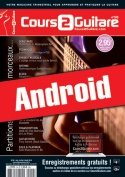 Cours 2 Guitare n°50 (Android)