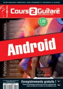 Cours 2 Guitare n°51 (Android)