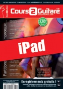 Cours 2 Guitare n°51 (iPad)