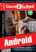 Cours 2 Guitare n°54 (Android)