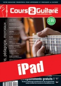 Cours 2 Guitare n°54 (iPad)