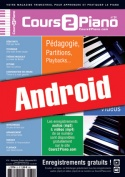 Cours 2 Piano n°31 (Android)