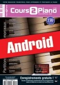 Cours 2 Piano n°42 (Android)