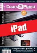 Cours 2 Piano n°50 (iPad)