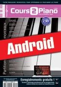 Cours 2 Piano n°52 (Android)