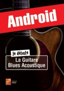 Je débute la guitare blues acoustique (Android)