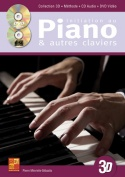 Initiation au piano & autres claviers en 3D