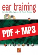 Ear training - Guitare (pdf + mp3)