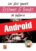 Les plus grands rythmes & breaks de batterie (Android)