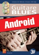 La guitare blues en 3D (Android)