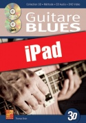 La guitare blues en 3D (iPad)