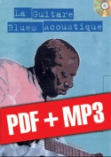 La guitare blues acoustique (pdf + mp3)
