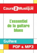 L'essentiel de la guitare blues