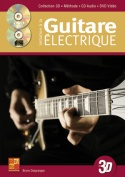 Initiation à la guitare électrique en 3D