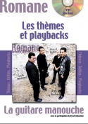 La guitare manouche - Thèmes & Playbacks